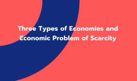 Three Types of Economies and Economic Problem of Scarcity (GC011)