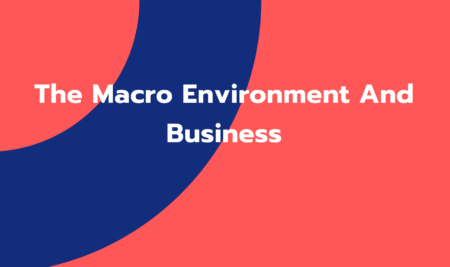 The Macro Environment And Business (GC005)