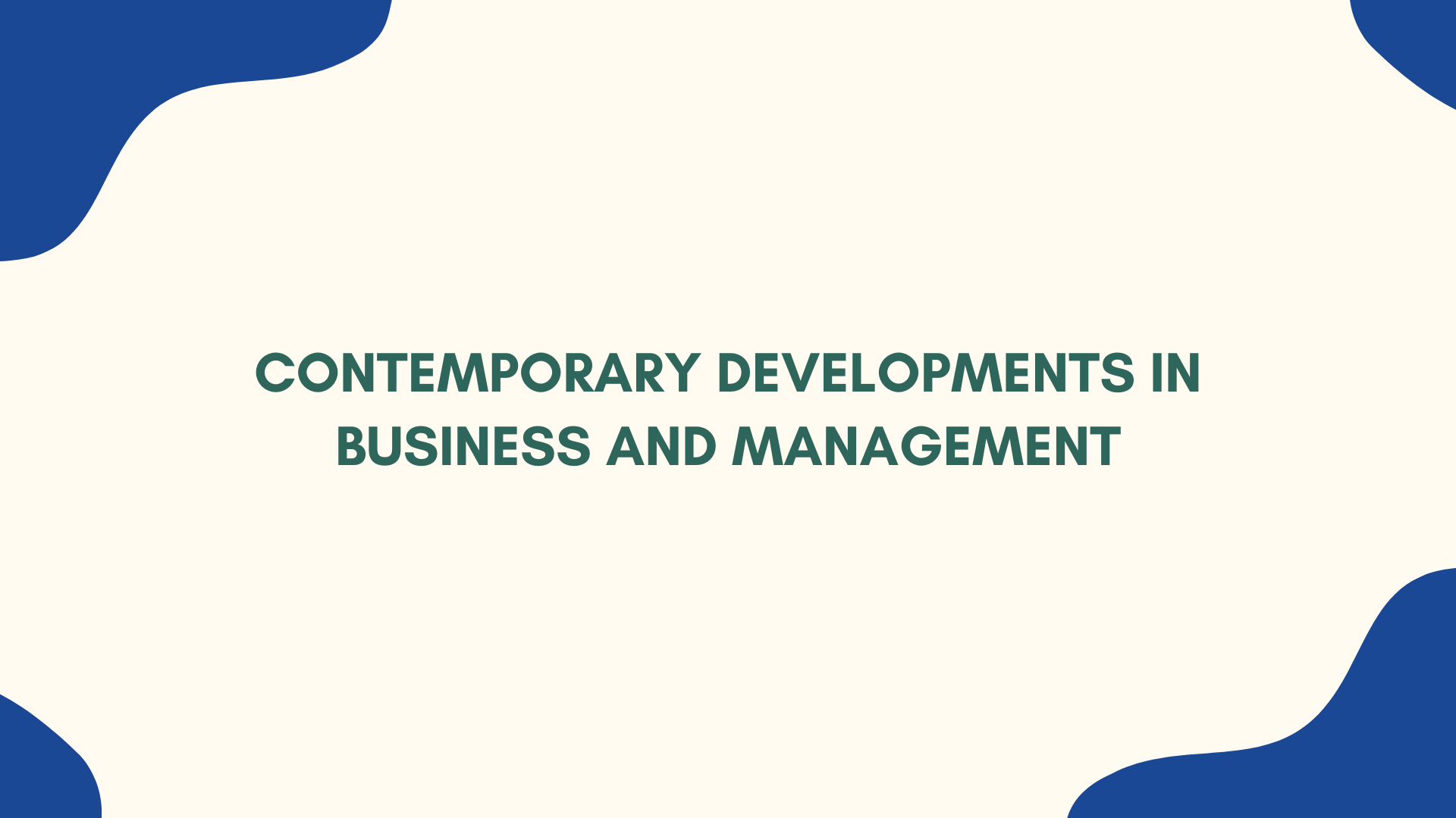 Contemporary Developments in Business and Management: Greggs Plc