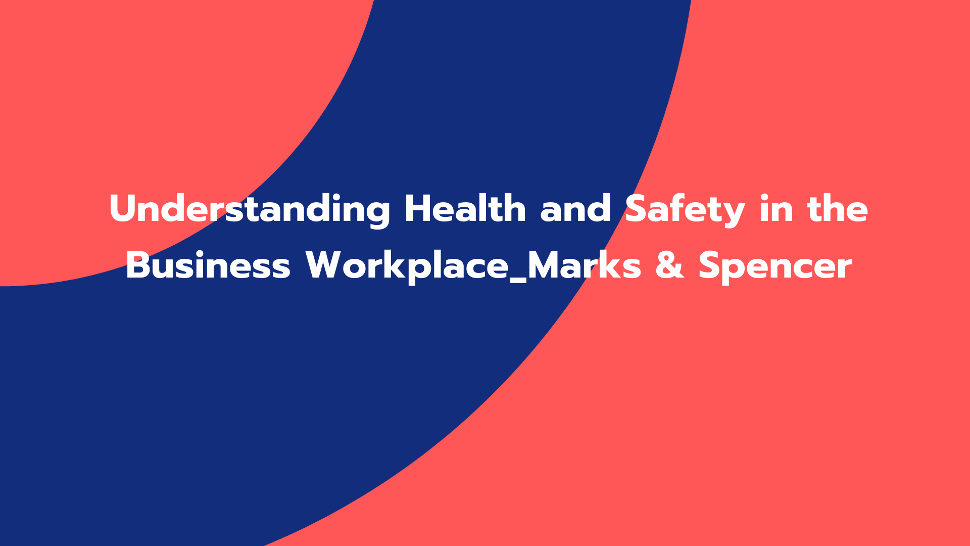 Understanding Health and Safety in the Business Workplace_ Ocado