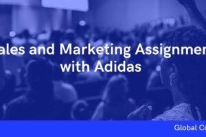 Sales and Marketing Assignment with Adidas