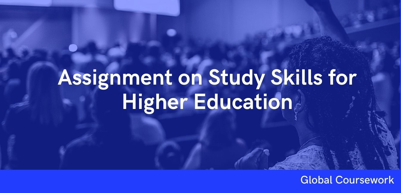 Assignment on Study Skills for Higher Education