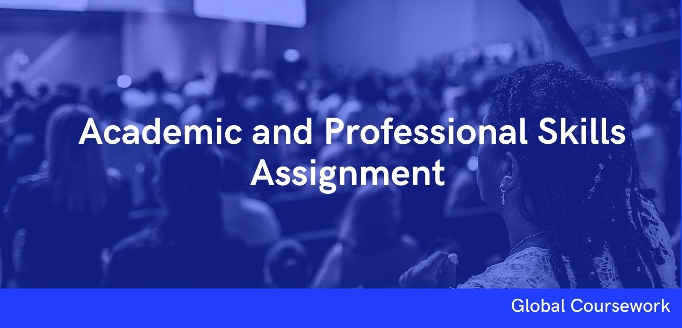 Academic and Professional Skills Assignment