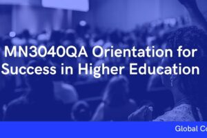 MN3040QA Orientation for Success in Higher Education